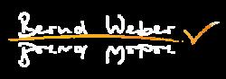 Bernd Weber Logo